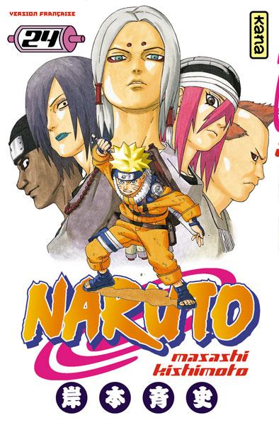 Naruto Vol.24
