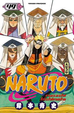 Naruto Vol.49