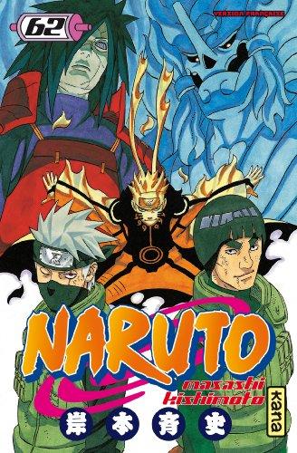 Naruto Vol.62