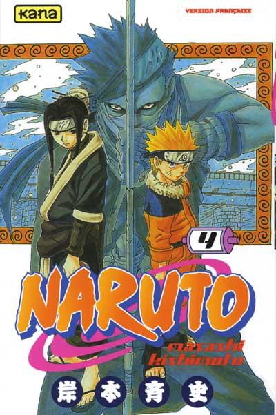 Naruto Vol.4