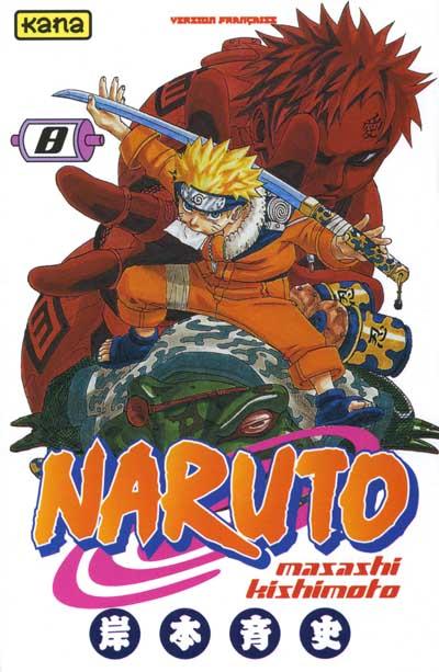 Naruto Vol.8
