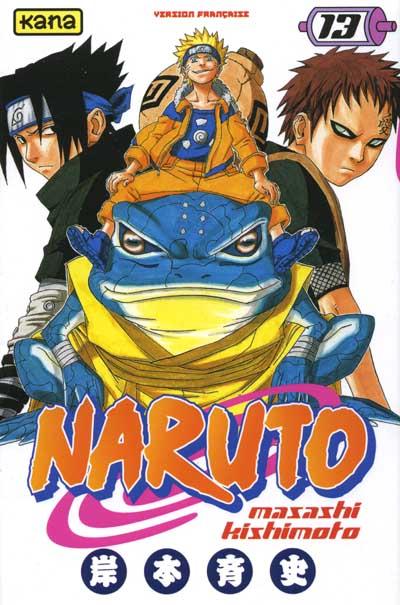 Naruto Vol.13