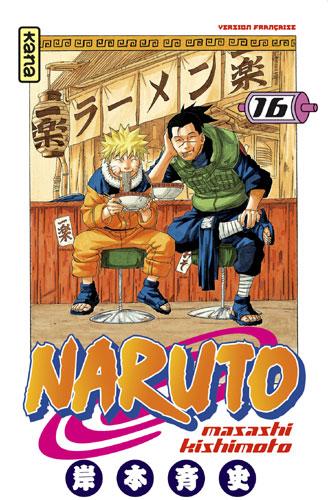 Naruto Vol.16