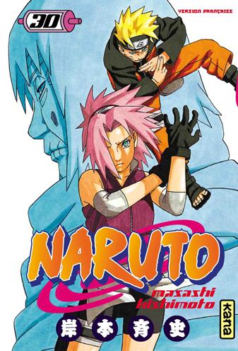 Naruto Vol.30