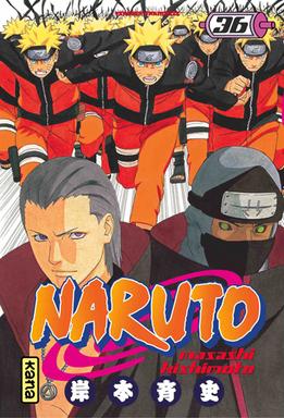 Naruto Vol.36