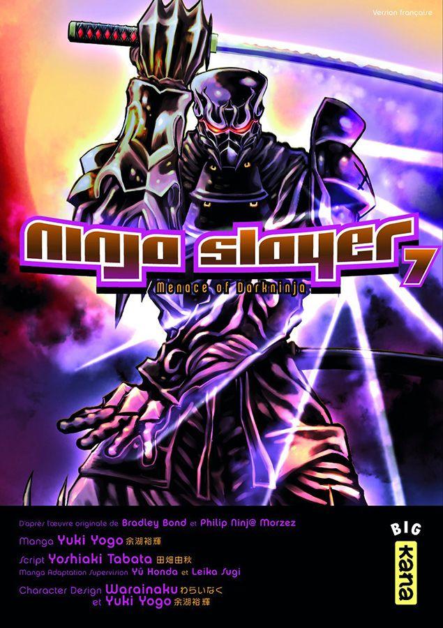 vol 7 ninja slayer - manga