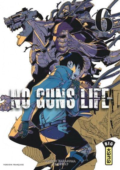 Manga - Manhwa - No guns life Vol.6