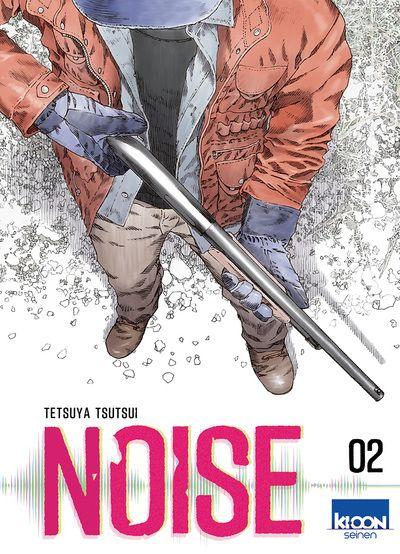 Noise  (Tetsuya Tsutsui) Vol.2
