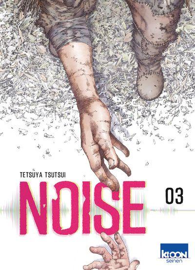 Noise  (Tetsuya Tsutsui) Vol.3