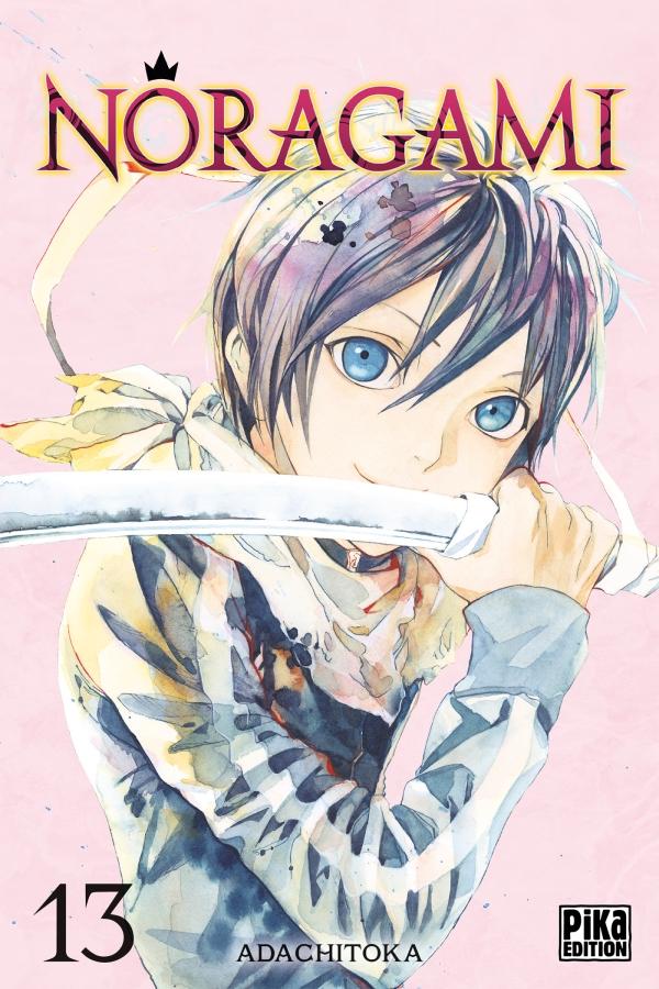 Manga - Manhwa - Noragami Vol.13
