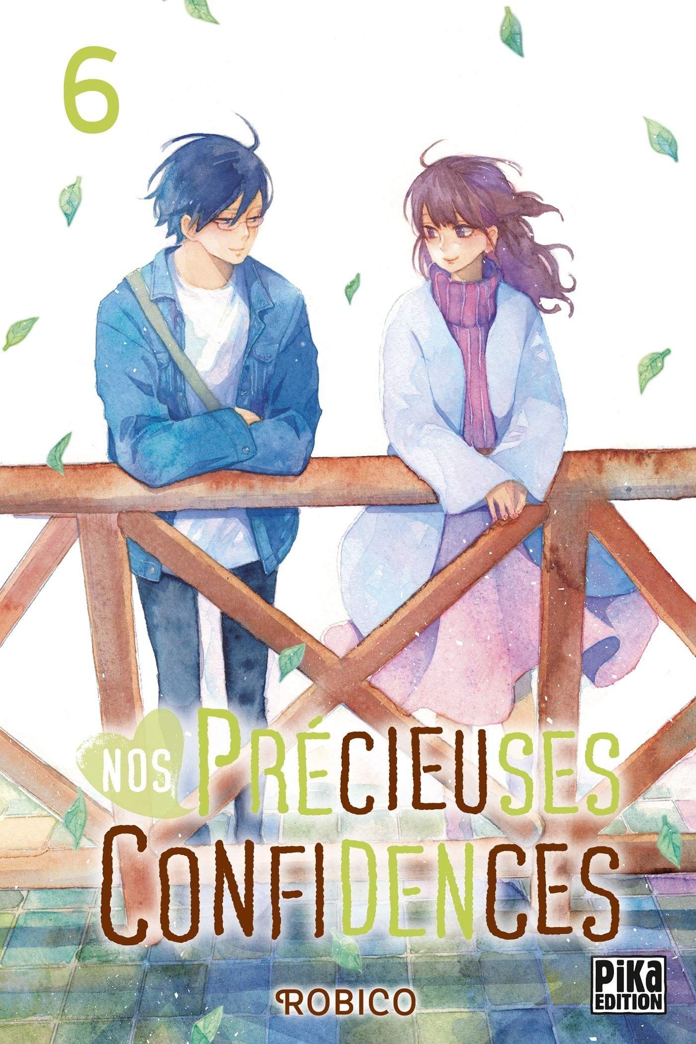 Sortie Manga au Québec JUILLET 2021 Nos-precieuses-confidences-6-pika