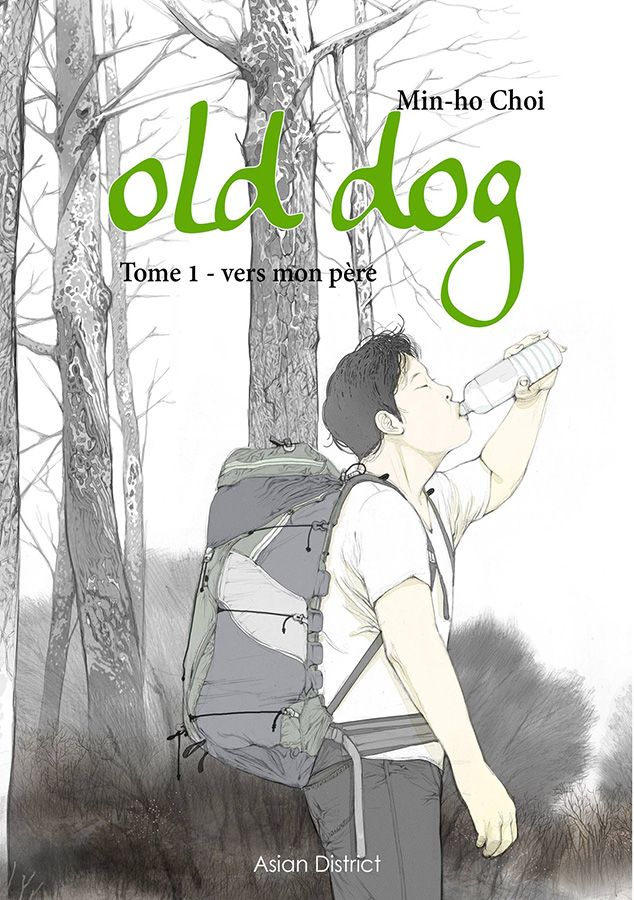 Manga - Manhwa - Old Dog Vol.1