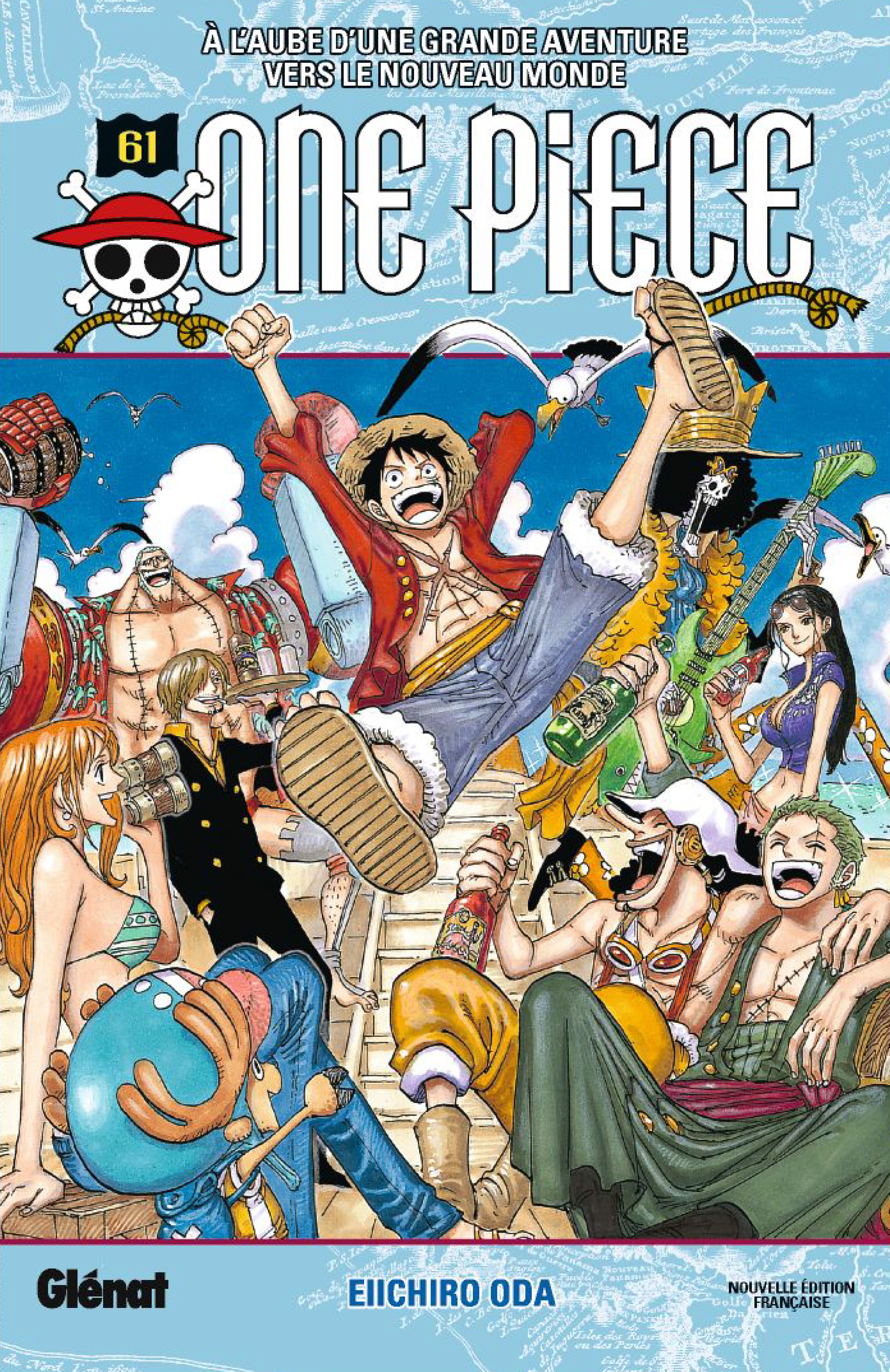 One Piece Vol.61
