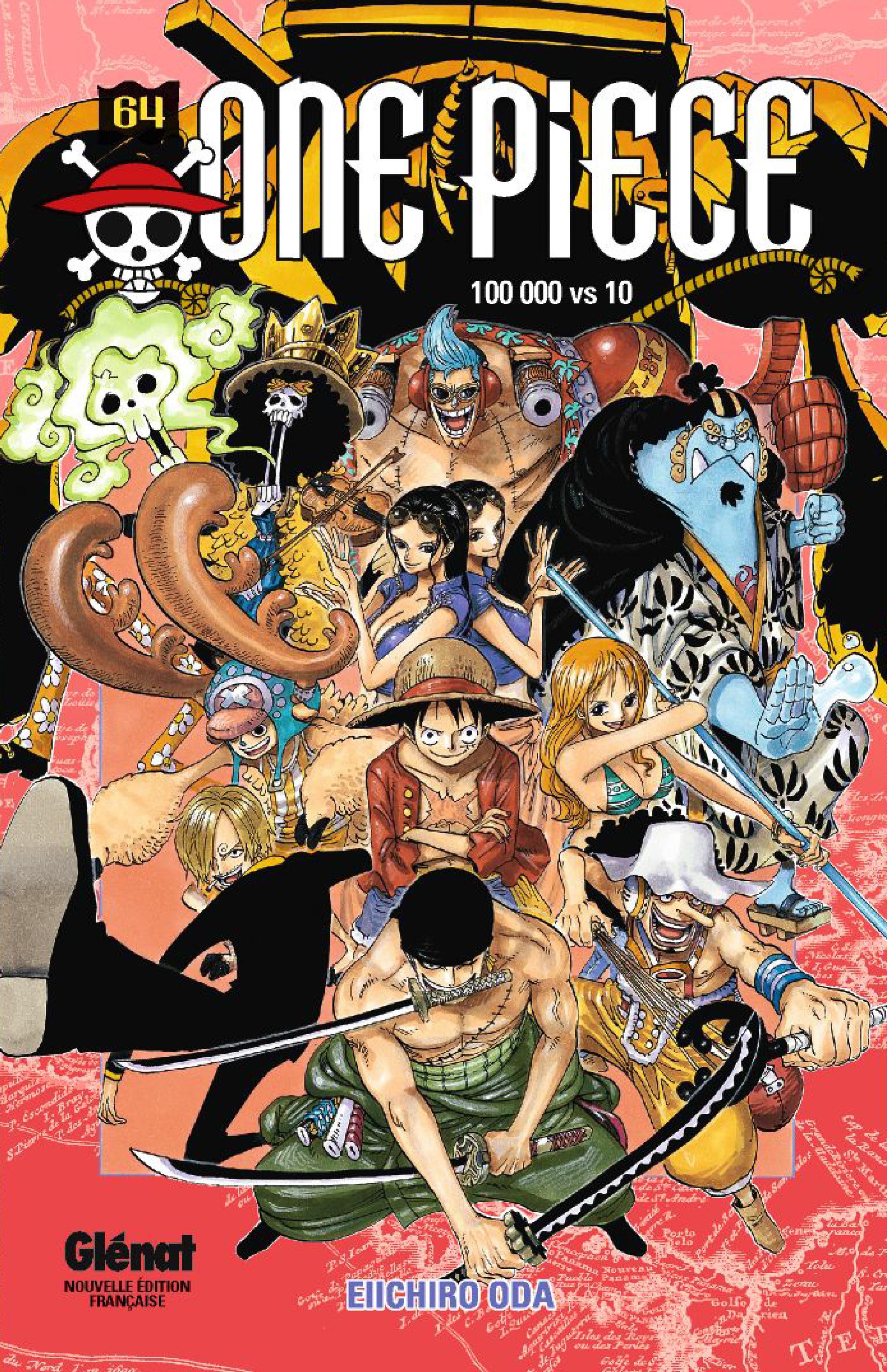 One Piece Vol.64