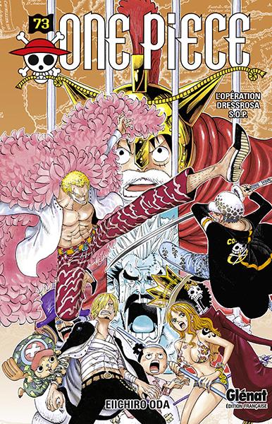 One Piece Vol.73