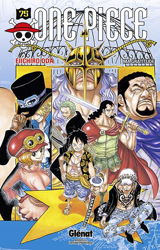 One Piece Vol.75