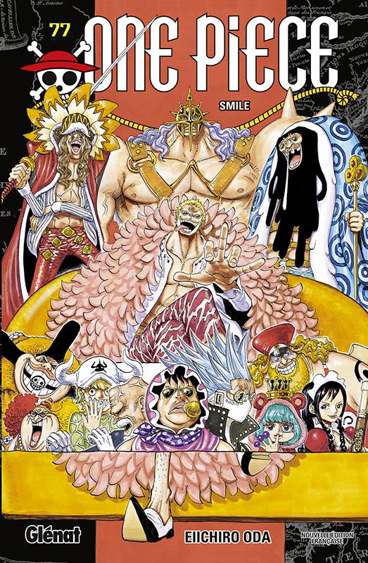 One piece confirme sa position de manga leader du marché ...