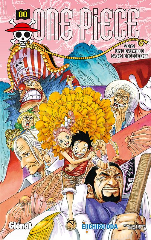 One Piece Vol.80