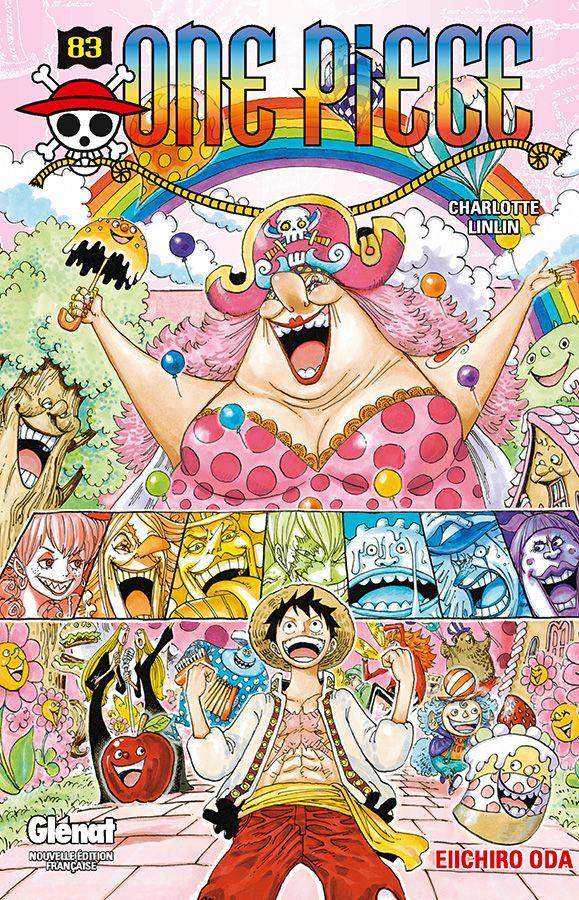 One Piece Vol.83