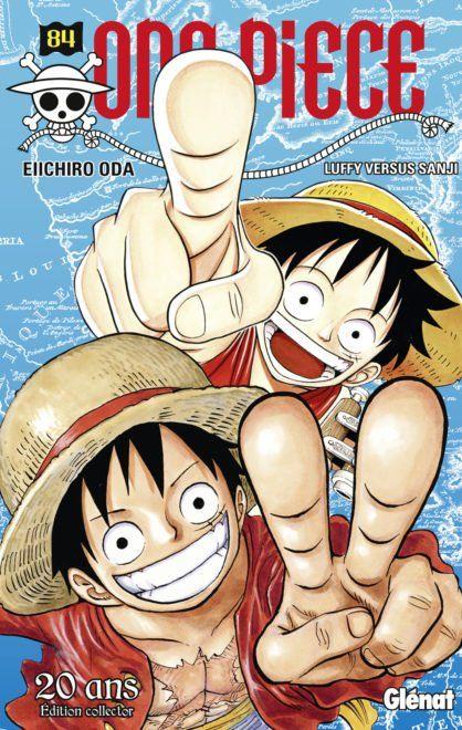 One Piece - 20 ans Vol.84