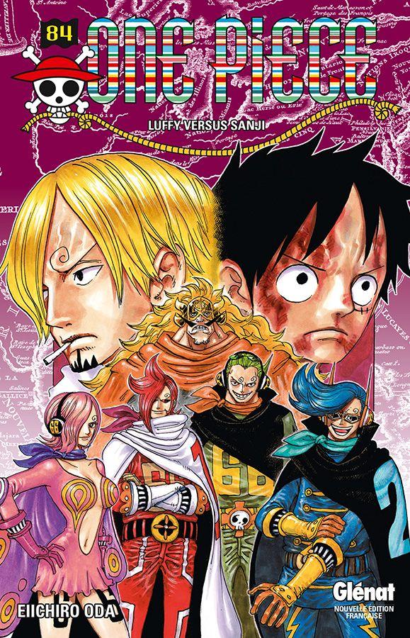 One Piece Vol.84