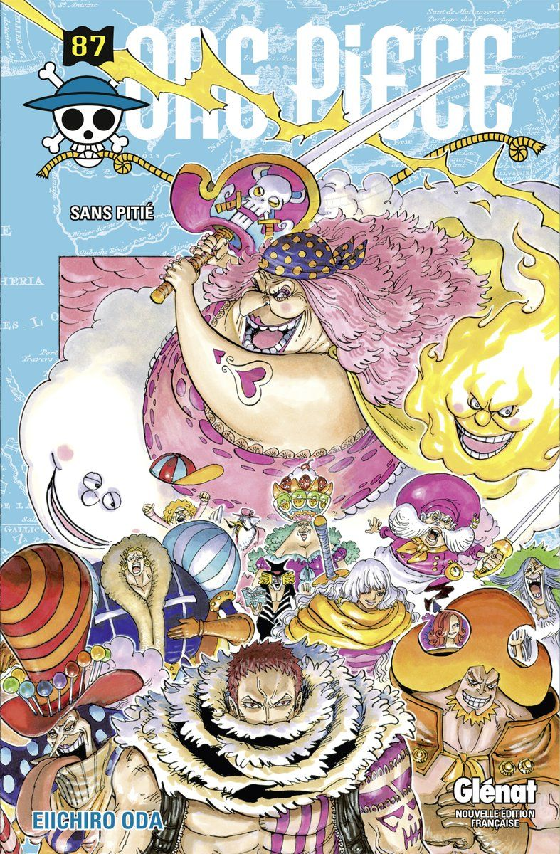 One Piece Vol.87