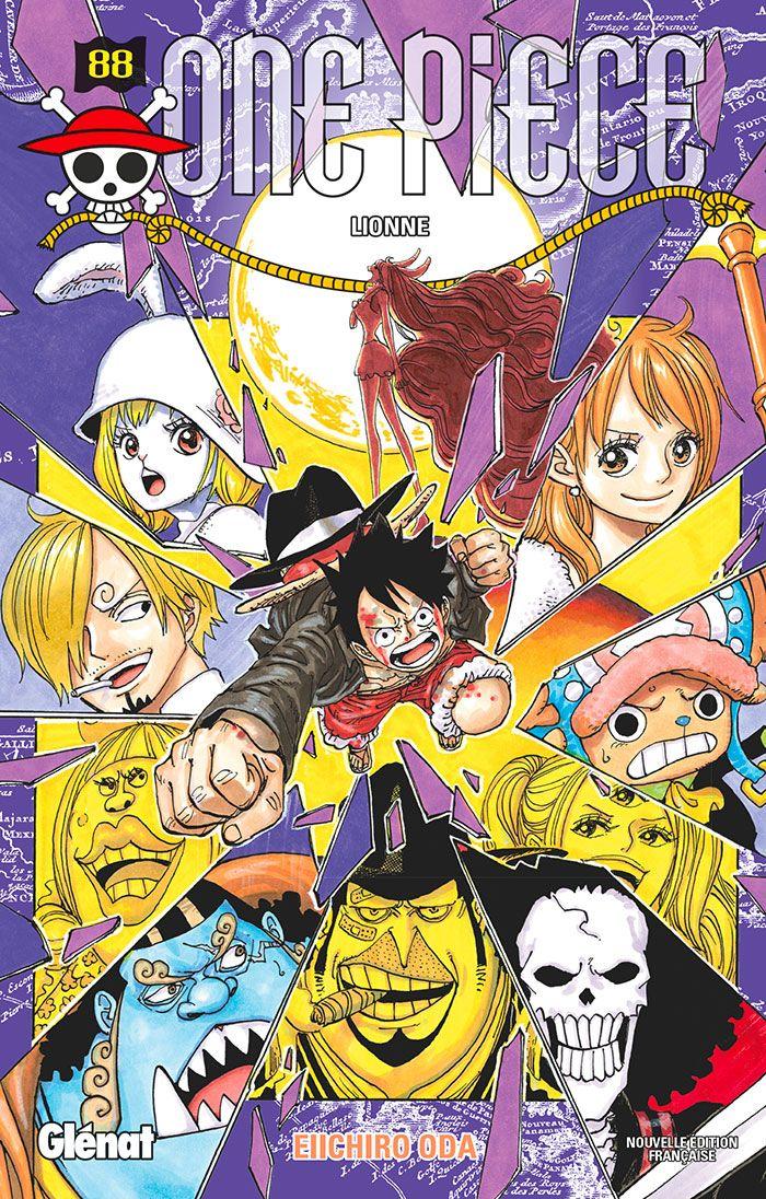 One Piece Vol.88