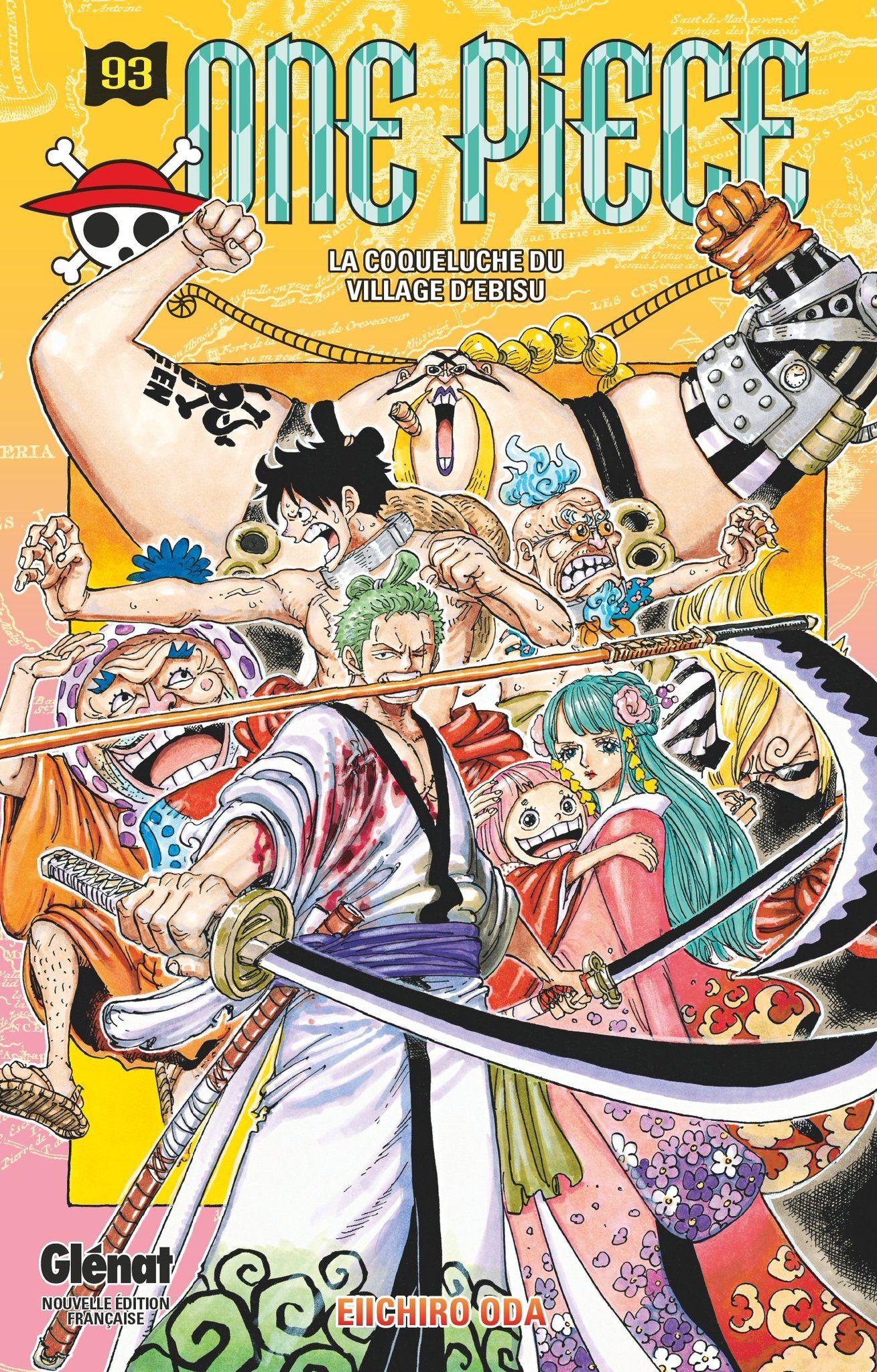 One Piece Vol.93