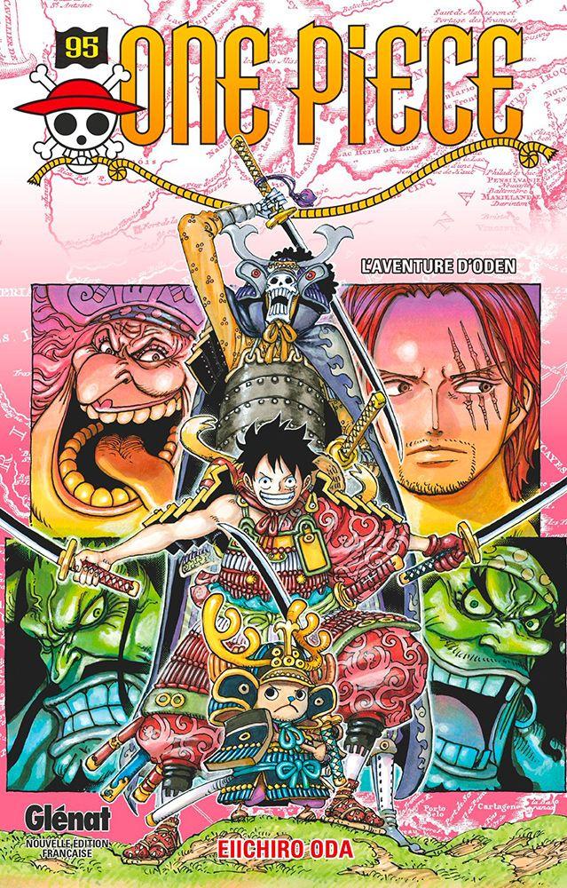 One Piece Vol.95