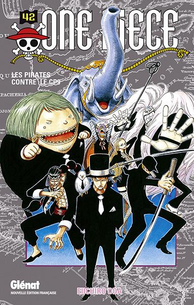 One Piece Vol.42