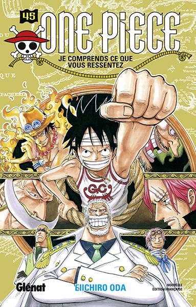 One Piece Vol.45