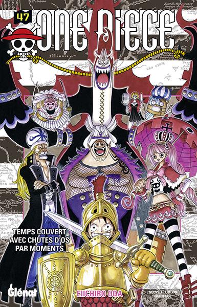 One Piece Vol.47
