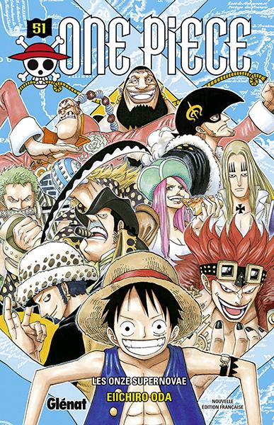 One Piece Vol.51