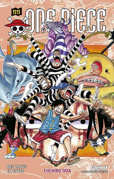 One Piece Vol.55