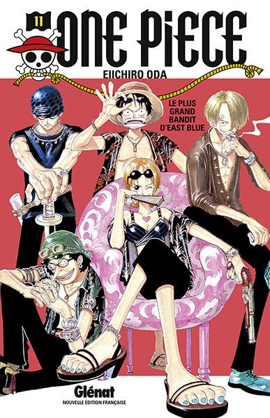 One Piece Vol.11