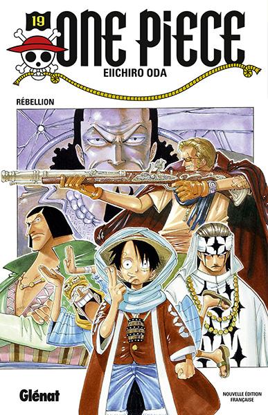 One Piece Vol.19