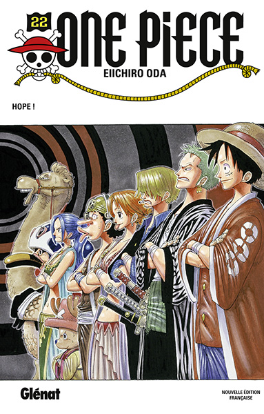 One Piece Vol.22