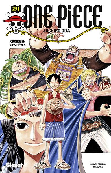 One Piece Vol.24