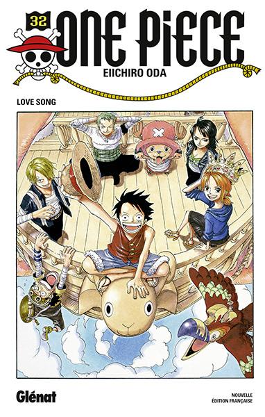 One Piece Vol.32