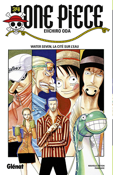 One Piece Vol.34