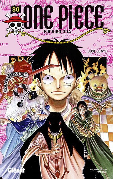 One Piece Vol.36