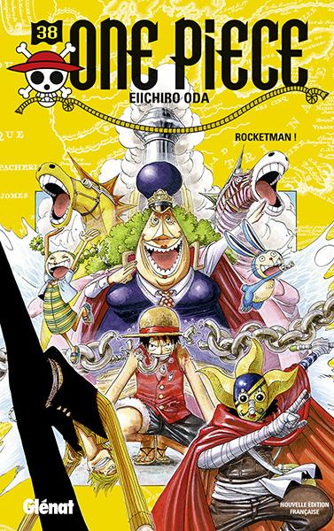 One Piece Vol.38