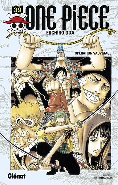 One Piece Vol.39