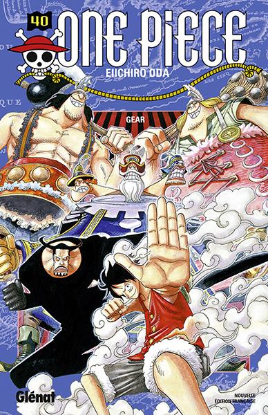 One Piece Vol.40