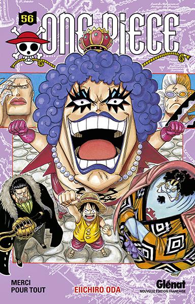 One Piece Vol.56
