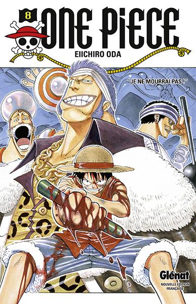 One Piece Vol.8