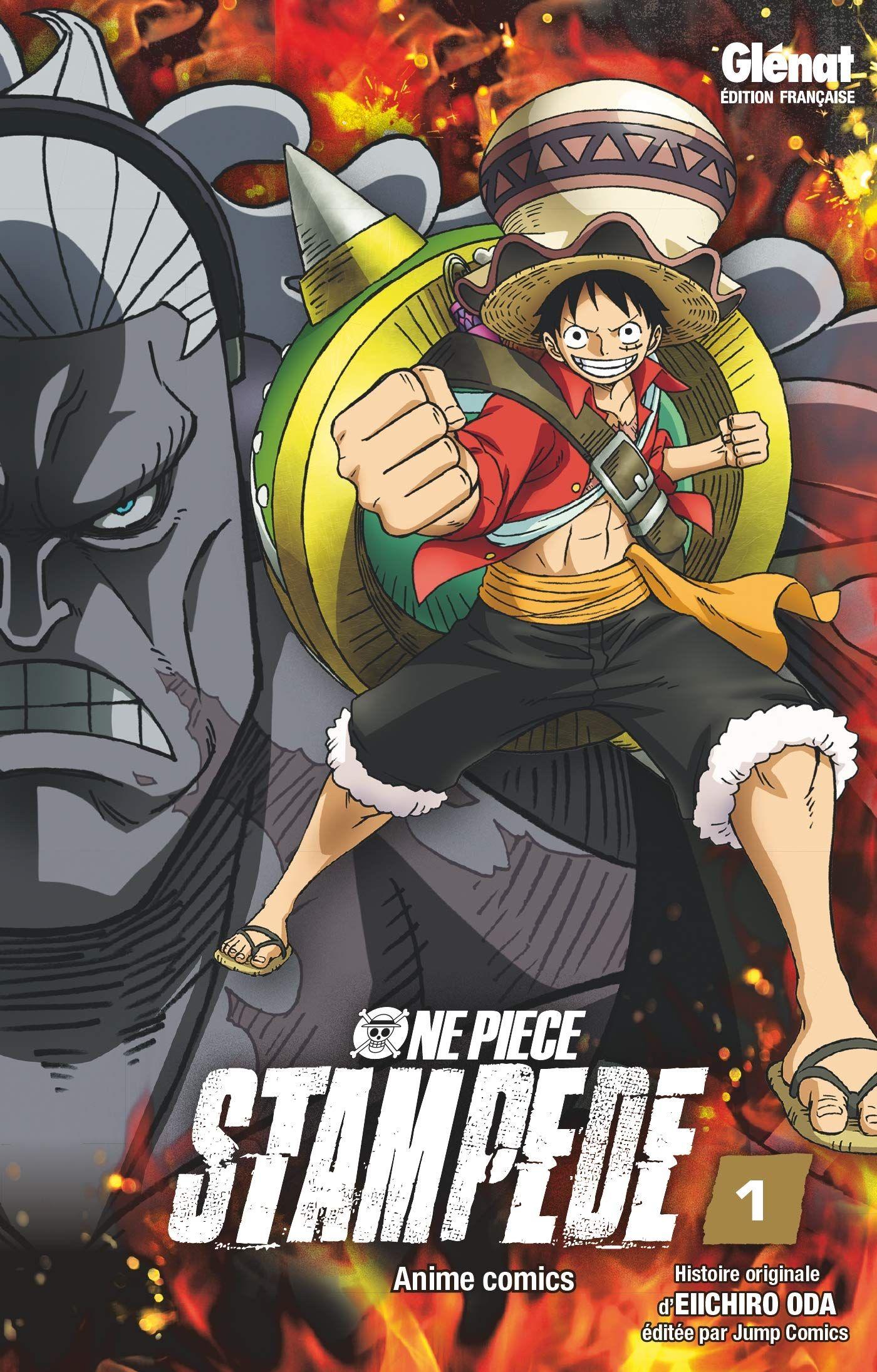 One Piece - Stampede Vol.1
