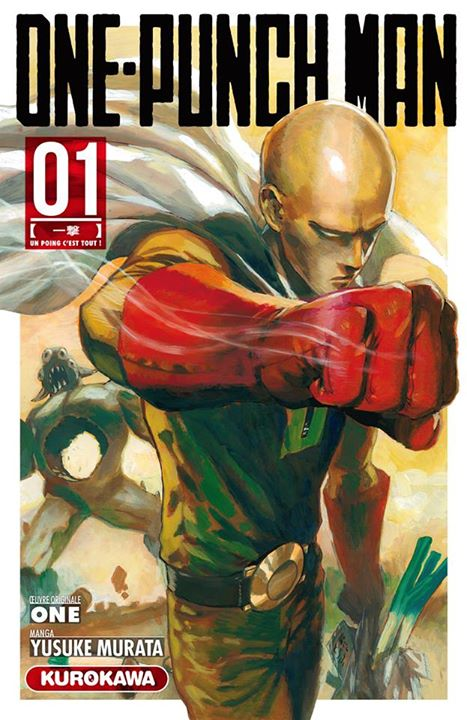 One-Punch Man Vol.1