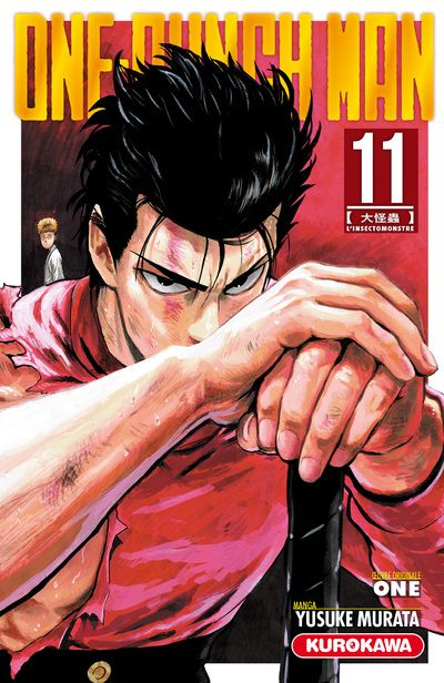 Manga - Manhwa - One-Punch Man Vol.11
