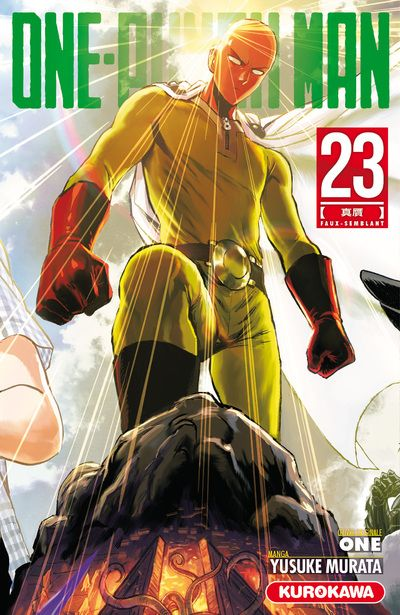 One-Punch Man Vol.23